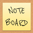 Note Board Web