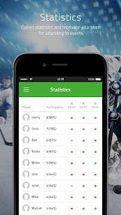 PlayerPlus – Team management 4