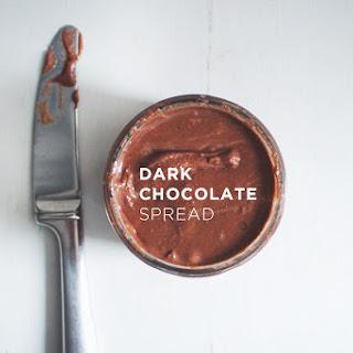 Dark Chocolate Almond Butter with Sea Salt