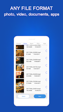 SHATON - Transfer & Share screenshot 2