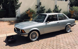 BMW 318i E21 Rent Gauteng