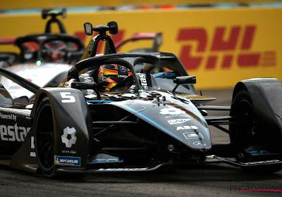 Stoffel Vandoorne maakt zich op voor afsluiter nadat hij alle Formule E-kampioenen achter laat in voorlaatste race