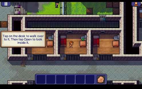 The Escapists- screenshot thumbnail