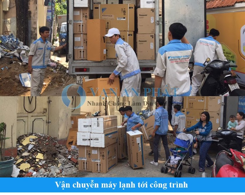 van chuyen may lanh toi cong trinh