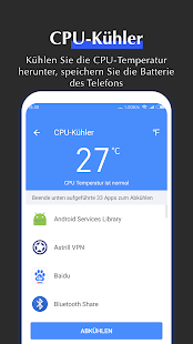 All-In-One Toolbox -Telefonreiniger, App-Sperre Screenshot