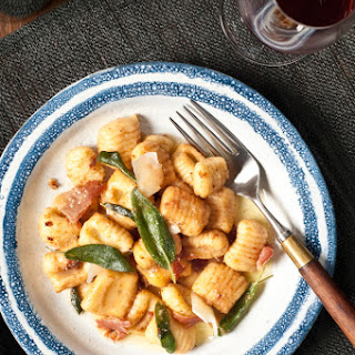 Fool-Proof Gnocchi with Brown Butter & Sage