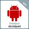 freebox droidpad icon