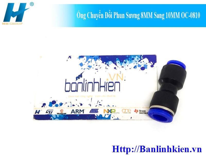 Ống Chuyển Đổi Phun Sương 8MM Sang 10MM OC-0810