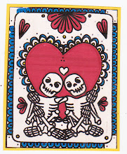 Photo: Wenchkin's Mail Art 366 - Day 229 - Card 229a