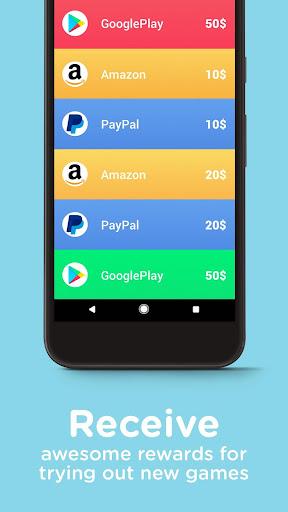 AppLike - Apps & Earn Rewards screenshot 3