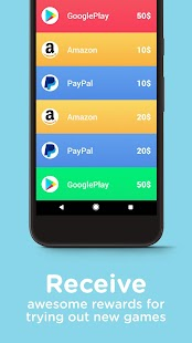 AppLike - Apps & Earn Rewards- screenshot thumbnail