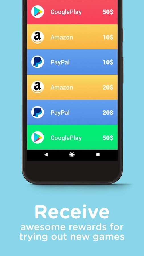AppLike - Apps & Earn Rewards- screenshot