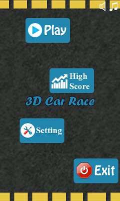 Car Race 3D - screenshot
