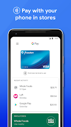 Google Pay APK screenshot thumbnail 1