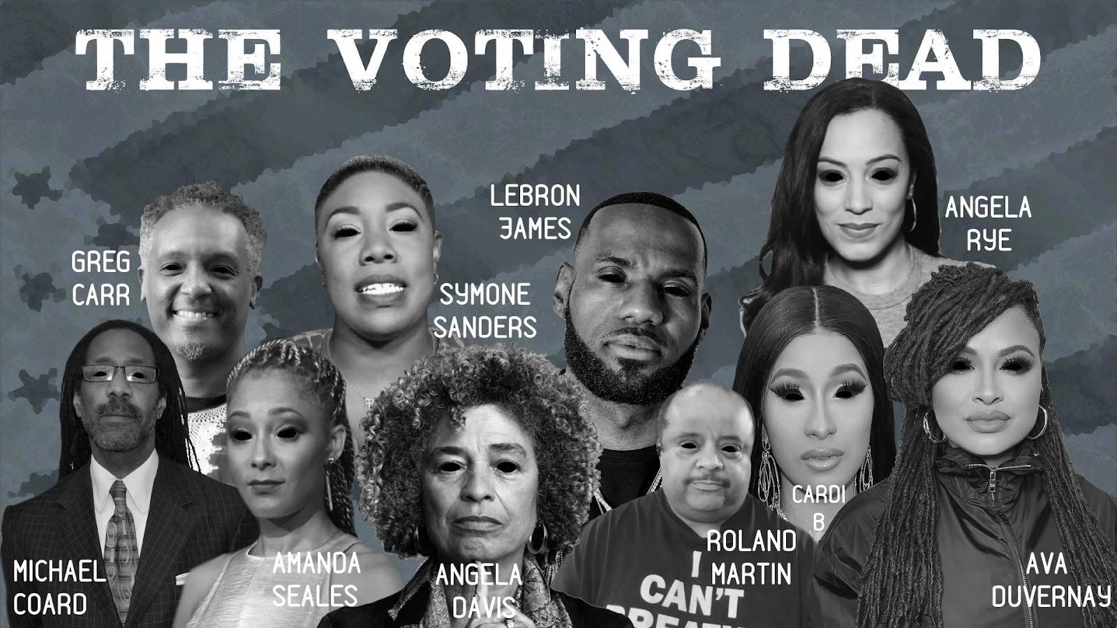 The voting dead - Negro Reformists