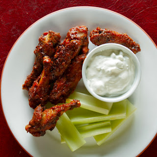 Pheasant Buffalo Wings