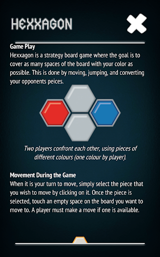 Hexxagon - Board Game apkmind screenshots 8