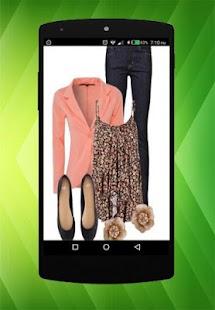Dámské oblečení Design - náhled