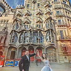 Wedding photographer Fong Tai (tai). Photo of 29.05.2016