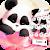 Cute pink panda keyboard file APK Free for PC, smart TV Download