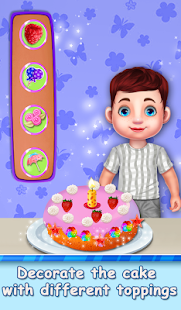 Designer  Birthday Cake Bakery- screenshot thumbnail