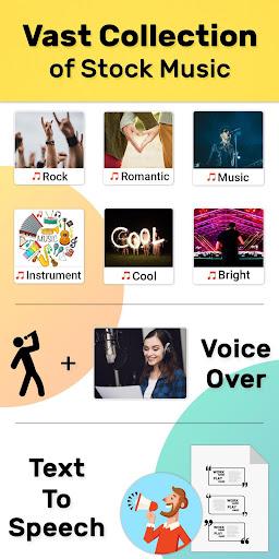 Video Story Maker, Post Maker, Social Video Maker 28.0 screenshots 6
