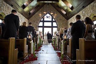 Photo: Cliffs at Glassy Chapel Wedding - http://WeddingWoman.net - Corey Cagle Photography