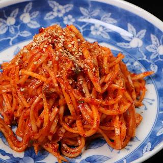 Korean Vegetable Side Dishes Recipes.