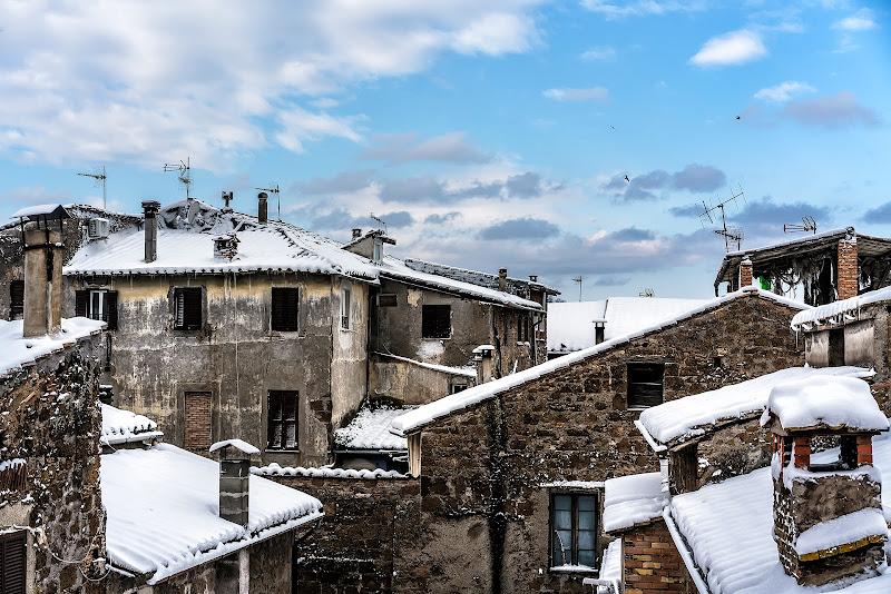 La nevicata del '18 di Roberto Di Patrizi