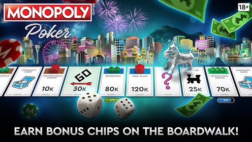 MONOPOLY Poker - The Official Texas Holdem Online modavailable screenshots 1