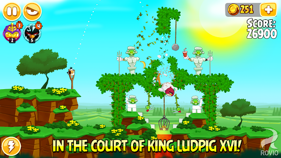 Angry Birds Seasons Screenshot 7