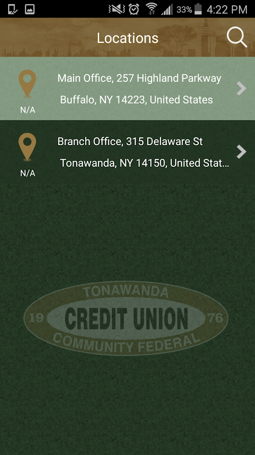 TonCom FCU- screenshot