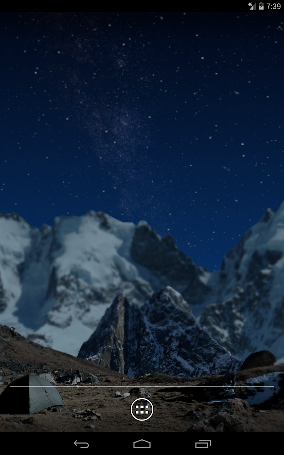 In High Mountains- screenshot