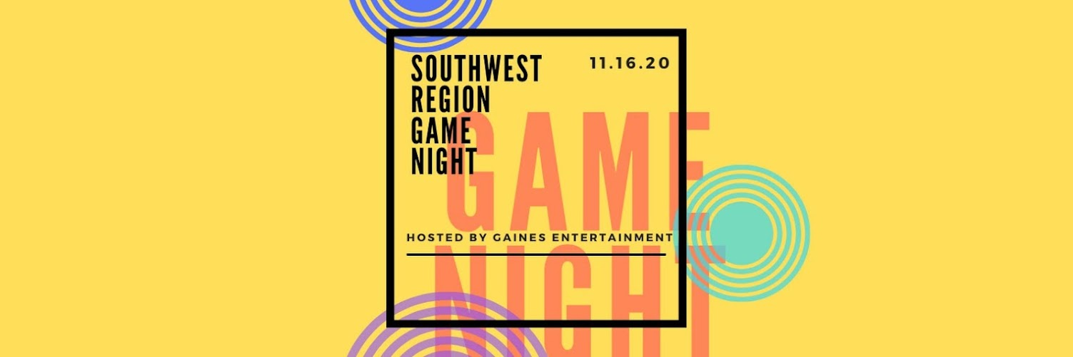 ILEA Southwest Region Game Night