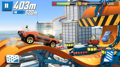 Hot Wheels: Race Off apk mod capturas de pantalla 1