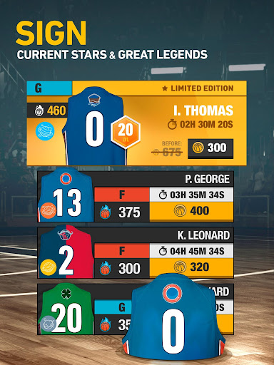 NBA General Manager 2018 screenshot 8