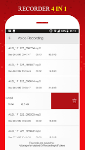 All in 1 Recorder -Call/Voice/Screen/Video App Download For Android 10