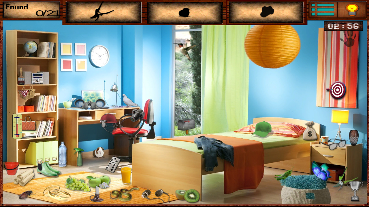 Kids Bedroom Hidden Object hidden objects kids room - android apps on google play