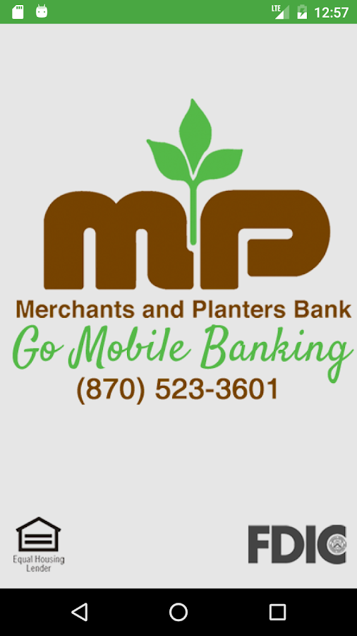 M&P Go Mobile Banking- screenshot