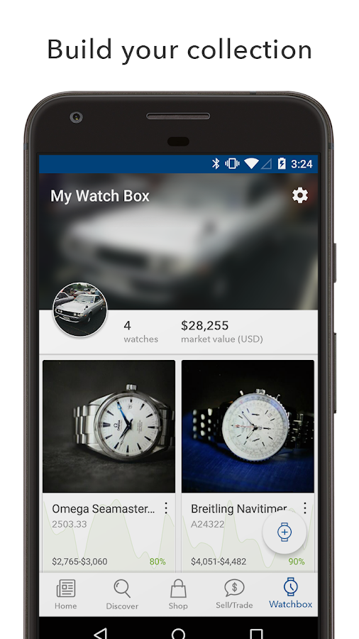 Watchbox by Govberg- screenshot