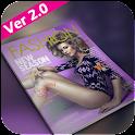 Camera Magazine Frame - 2 icon