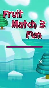 Fruit Match 3 Fun - náhled