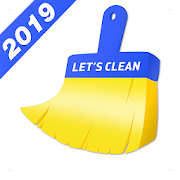 Let's Clean - Free Phone booster & Optimizer