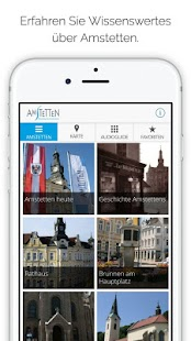 Amstetten App- screenshot thumbnail