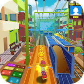 Subway surf: Subway Rush 3D 2017
