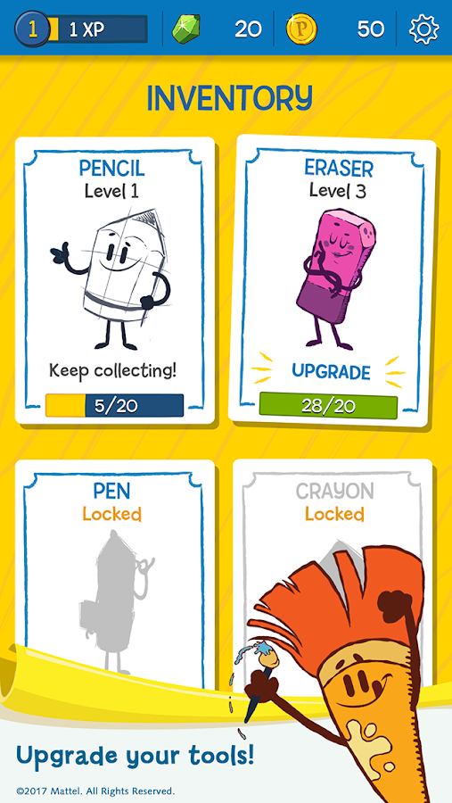 Pictionary™- screenshot