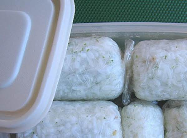 Frozen Rice?? Yep Very Cost Effective