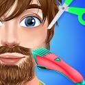 Barber Hair Salon & Beard Makeover icon