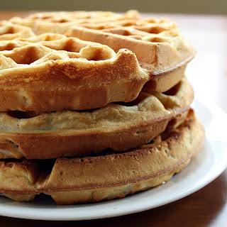 Best Vegan Waffles Ever Recipe