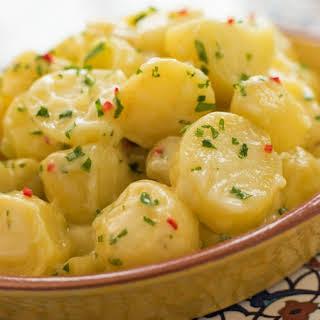 Delicious Potato Salad.